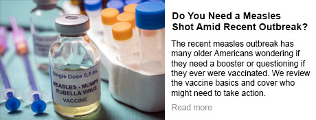 Do You Need a Measles Shot Amid Recent Outbreak?