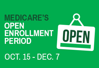 Medicare's Open Enrollment Kicks Off Oct. 15