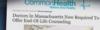 New Guidelines May Encourage End-of-Life Discussions