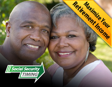 Use our FREE Calculator from Social Security Timing®