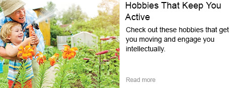 Hobbies That Keep You Active