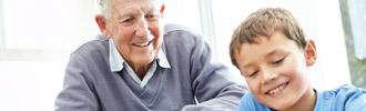 Babysitting Grandkids May Help Prevent Alzheimer's