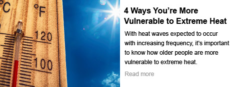 4 Ways You're More Vulnerable to Extreme Heat