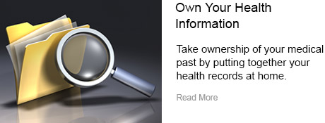 Own Your Health Information