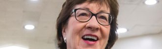 Sen. Susan Collins Talks About Fighting Scams Aimed at Retirees